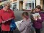 Čítanie v uliciach