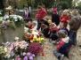 Návšteva cintorína