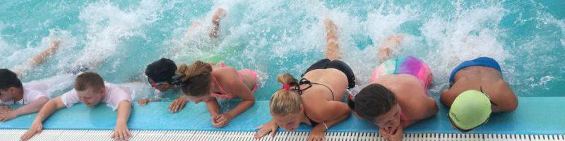 Náš plavecký výcvik