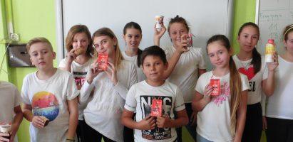 Svetový deň mlieka na školách