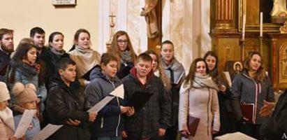 Spevácky zbor Mladosť koncertoval v Lučenci
