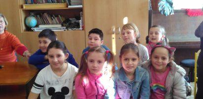 Návšteva žiačok zo Strednej zdravotníckej školy v Lučenci