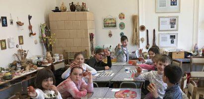 Polichnianske kraslice – tvorivé dielne
