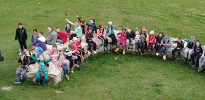 Škola v prírode – Veľký Slavkov