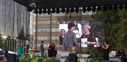 Slávnostné oceňovanie mesta Lučenec