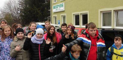 Exkurzia do zberného dvora MEPOS