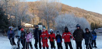 Každý lyžiarsky výcvik má svoje čaro