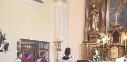 Koncoročná svätá omša