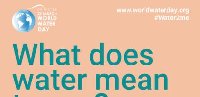 Svetový deň vody na hodinách anglického jazyka