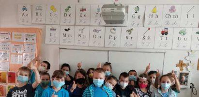 Návšteva zo Zelenej školy